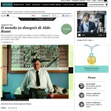www.iodonna.it/110912 | Aldo Rossi | Disegni