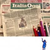 ItaliaOggi 2372020 | FestivaldelDisegno2020
