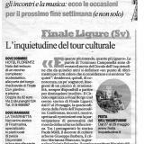 la Repubblica 110513 | Festival dell'Inquietudine