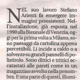 La Repubblica 240911 | All'aperto | i telepati