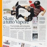 La Repubblica 020612 | Do not think | Arte e sport