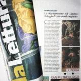 Corriere della Sera - La Lettura 161218 | Attribuzione Andrea Mantegna