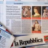la Repubblica 210514 | Riscoprire la Carrara
