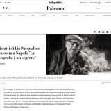 La Repubblica Palermo 12062021 | Lia Pasqualino. Il tempo dell'attesa