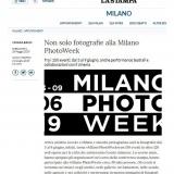 La Stampa.it - Milano 21062019 | MilanoPhotoWeek2019