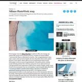 Living.it - Corriere della Sera 31052019 | MilanoPhotoWeek2019