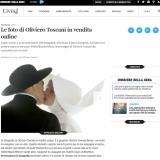 Living - Corriere della Sera 25062020 | OlivieroToscaniBazaar