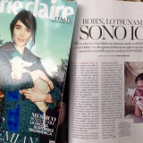 Marie Claire 09.2013   Time to love