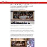 www.cbc.ca/041116   Opera di Santa Croce