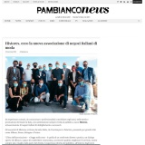 Pambianco News 03122020 | Histores