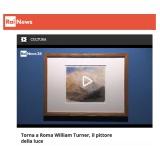 Rai News 26 03 2018 | Turner opere della Tate