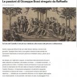 La Repubblica Milano 05012021   Raffaello Custodi del Mito in Lombardia