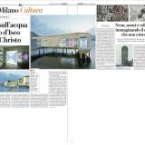 La Repubblica Milano 24042021   Daniel Buren al Mirad'Or
