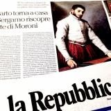 La Repubblica | Io sono il sarto