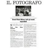 Il Fotografo 05 2019   Street Photo Milano