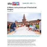 Sky Arte 09 2019   Fabriano Festival del Disegno