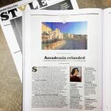 STYLE Magazine-Corriere della Sera 290415 | Accademia Carrara