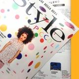 Style Piccoli 01.2013   Lo sguardo espanso