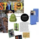 Style Piccoli - Corriere della Sera 09 2020 | Fabriano Boutique