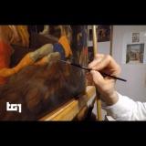 TG1-301118 h20.00 | Restauro La Ressurezione Andrea Mantegna