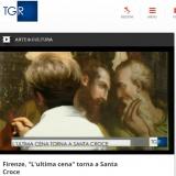 www.tg3.rai.it/041116 | Vasari Ultima Cena