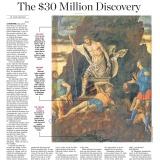 The Wall Street Journal 220518 | Attribuzione Andrea Mantegna