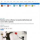 ThePostInternazionale.it 31012020 | BanksyVisualProtest