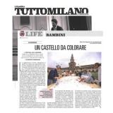 Tutto Milano - La Repubblica 09 2019 | Fabriano Festival del Disegno