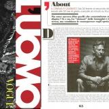 Vogue Uomo 10.2011 | Artecinema