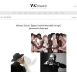 WeMagazine 01072020 | OlivieroToscaniBazaar